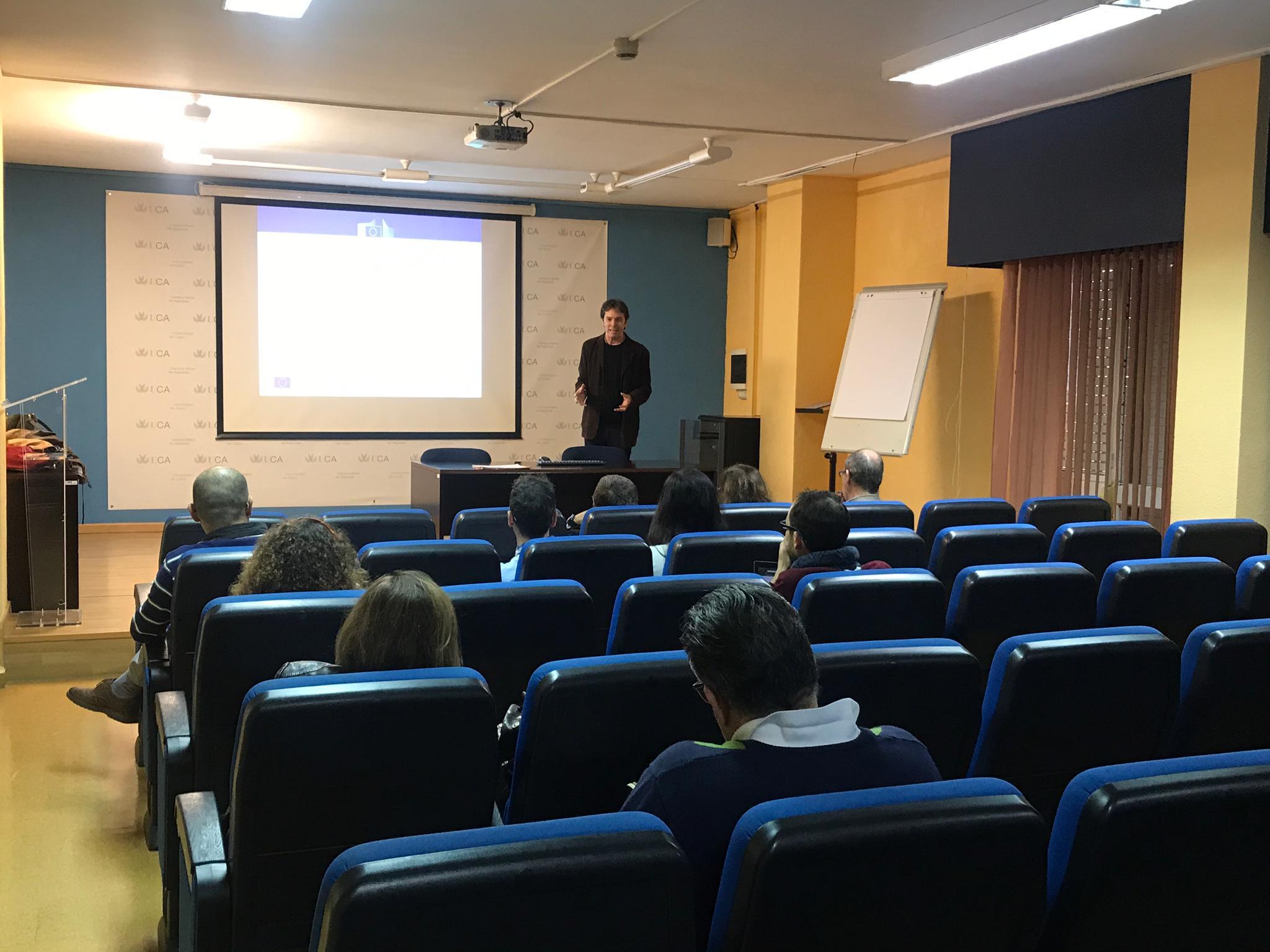 Jornadas informativas nuevas convocatorias Erasmus+ 2020